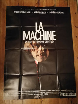Filmposter 157 x 115 La machine Nr 81