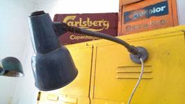 alte Magnet Werkstattlampe von SIS