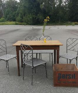 alter antiker Tisch Nr 0707