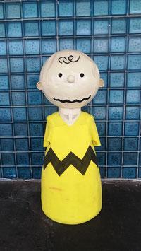 großes Kostüm Charlie Brown Peanuts - Künstlerkostüm