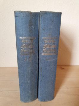 alte Bücher Schülerlexikon