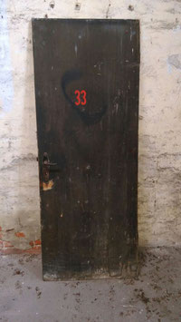 Witzige alte Tür Stalltür Nr 0310