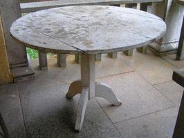 Barocktisch zum Restaurieren