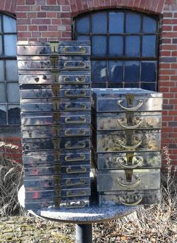 alte edle Geldkassetten Schließfachkasten Aufbewahrungsbox Nr 1203