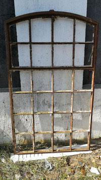 altes Fabrikfenster gusseisen Eisenfenster Nr 1305