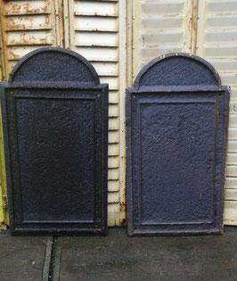 sehr alte Ofenplatten gusseisern Tafel Nr 0703-01