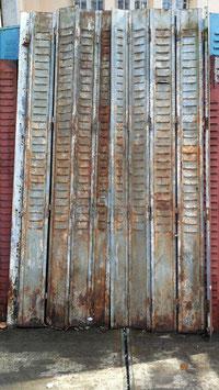 alte Fensterläden Wandverkleidung etc... Rostlook Nr 1206-4