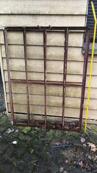 alte Eisenfenster Gitter Nr 1501-03