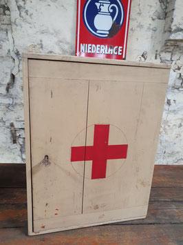 alter Medizinschrank Hausapotheke Nr 0203-02