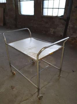 alter Rollwagen Teewagen Nr 2701-02