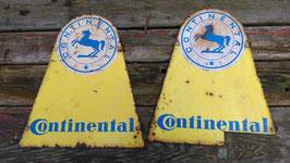 1 Paar Continental Schilder