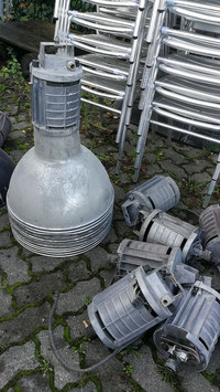 alte Fabriklampen Mazda Fabrikleuchten Nr 1710