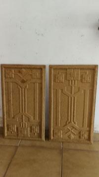alte historische Ofenplatten gusseisern Nr 0803