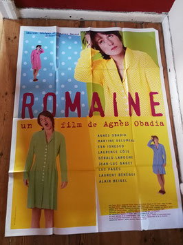 Filmposter 157 x 115 Romaine NR 37