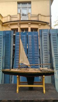 antikes Schiff Segelschiff Segelboot Nr 0412