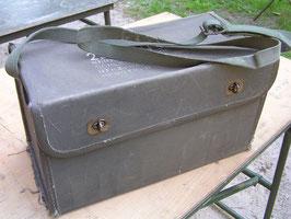 alte Bundewehr Werkzeugtasche Canvas