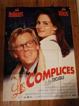 Filmposter 157 x 115 Les Complices Nr 68