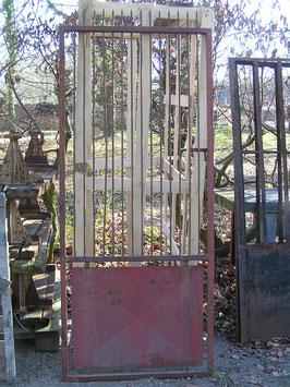altes Tor alte Eisentür Metalltür Gartentür  Nr. 2803
