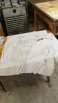 alte Mehlsäcke für Kissen 0107-02