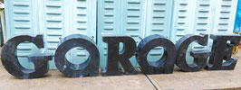 alte Buchstaben 30 cm Nr 1006rest