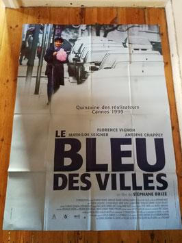 Filmposter Le Bleu des Villes 157 x 115 Nr 27