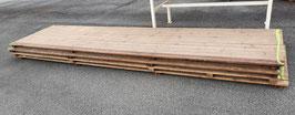 4 m lange Holzplatten Tanzfußboden Bodenplatten Kiefer Nr 2007