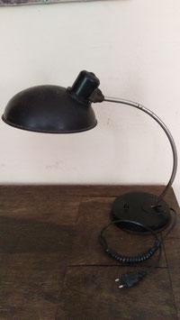 Große Vintage Schreibtischleuchte Bakelit Helion Nr 0509-11