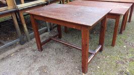 alter Werktisch Hochtisch Esstisch 0711