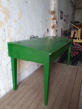 altes Schulpult für den Lehrer Schreibtisch sehr schön Nr 2007