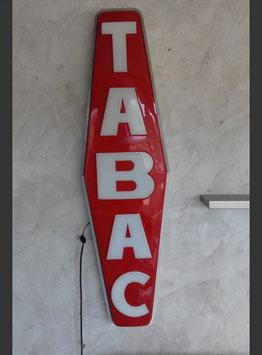 altes orginal Leuchtschild Leuchtwerbung aus Frankreich TABAC Nr 1712