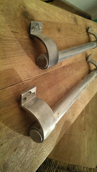 1 Paar alte Türgriffe für Schwingtüren Nr  2005