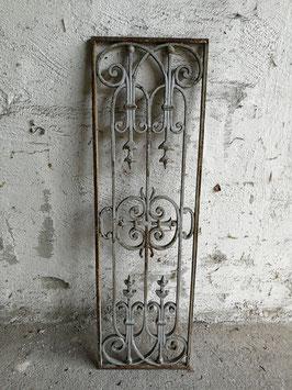 altes Fenstergitter Türgitter Gusseisen Frankreich Nr 611-01