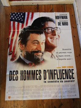 Filmposter 157 x 115 Des Hommes d'Influence Nr 44