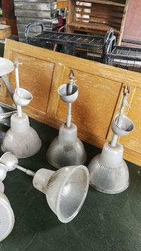 alte Holophane Lampen Glaslampen Nr 1106-02