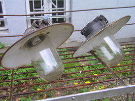 alte Wandlaterne Wandlampe