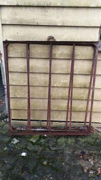 alte Eisenfenster Gitter Nr 1501-01