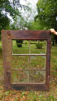 alte Eisenfenster Nr 2203