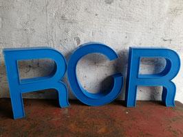 vintage Buchstaben, blau 2310-blmidi (rest)