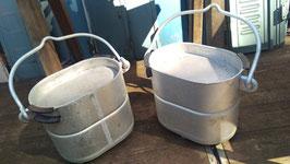 Alubehälter für Essen Großküche Raumaccessoire