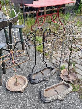 antike alte Schirmständer Kaminbesteckständer Nr 1306