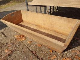 großer Holztrog sehr alt Nr 1103