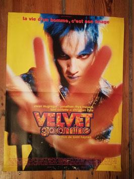 Filmposter 54 x 40 Velvet Goldmine Nr 49