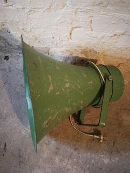 alter Lautsprecher - witzig als Lampe NR 2401