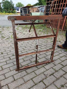 altes Eisenfenster (kein Guss) Nr 1309-06