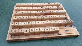 Alter Stempelkasten gut Nr 1104gi noch größer