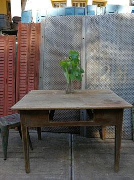 Brauner Waschtisch Holztisch Landhaustisch 270612