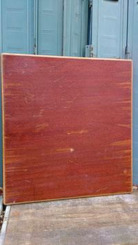 alter Vintage Bistrotisch Platten Vollholz 2103-01