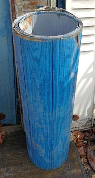 altes feines Wellblech auf Rolle Wandverkleidung 2203