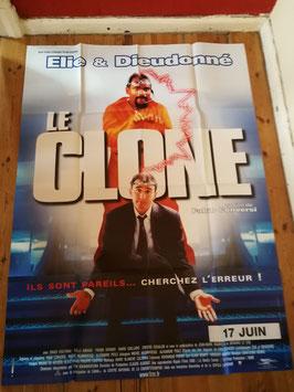 Filmplakat Nr 7  - 157 x 115 cm - Le Clone