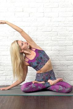 Yoga Leggins Paisley